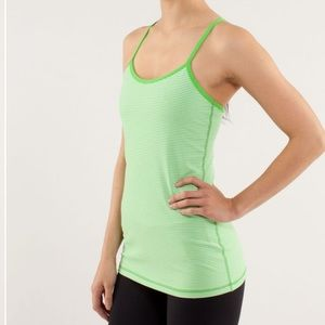 Lululemon Power Y Tank *Luon Light